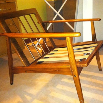Danish Modern Chairs - Furniture