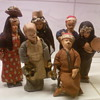Know origin of these dolls? East Indian?