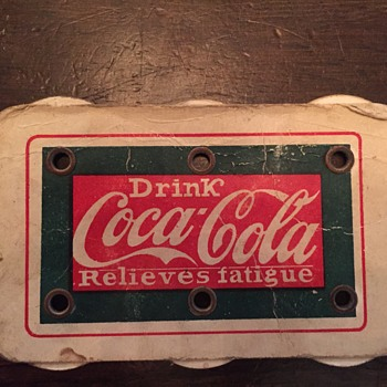 Coca Cola baseball score keeper - Coca-Cola