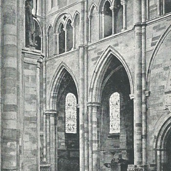 RIPON NORTH TRANSEPT PARKER - Postcards