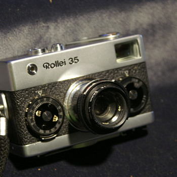 Rollie 35 Camera