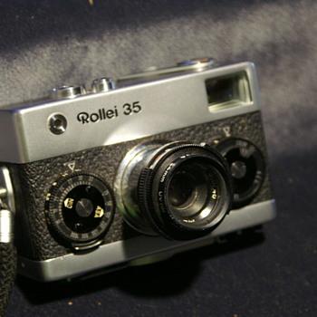 Rollie 35 Camera
