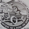 PEDAL CARS & ANTIQUE TOYS SHOW INVITATION!