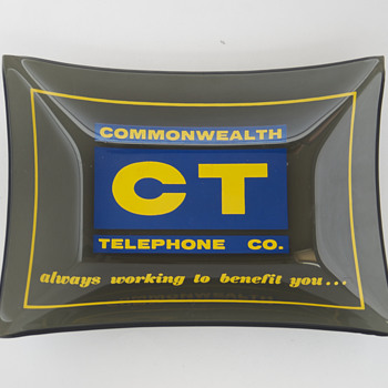Commonwealth Telephone Advertising Piece - Telephones