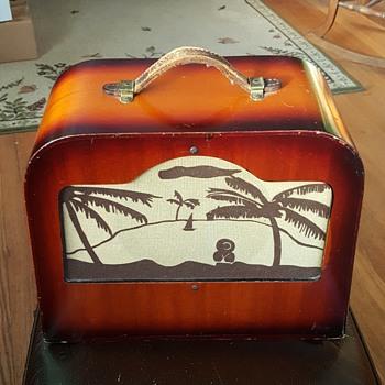 Vintage Regal Tube Amp  - Guitars