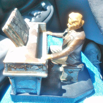 Beethoven 1932 Bookend! - Books
