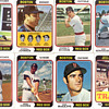 1974 Red Sox Baseball Cards