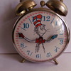 "Dr. Suess ""Cat in the Hat"" Alarm Clock"