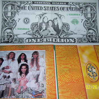 1973 alice cooper billions - Records