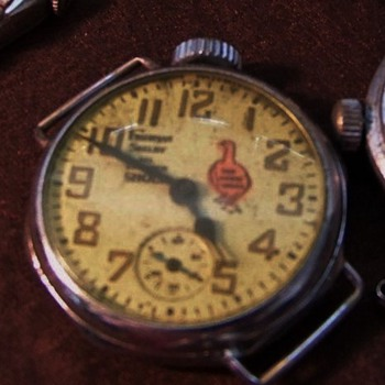 Red Goose Shoes Wrist Watch