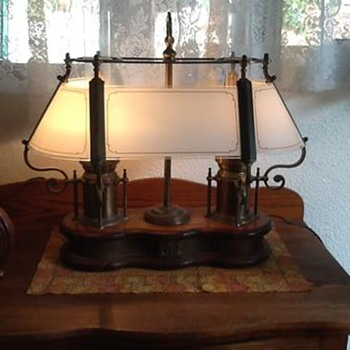 Can anyone tell me about this lamp? - Lamps