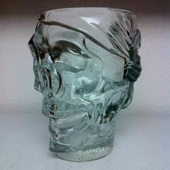 Pirate Skull Treasure Island Casino Mug