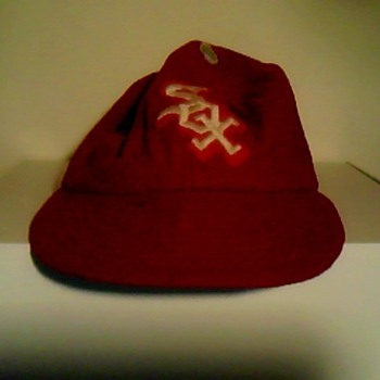 child's wool baseball cap