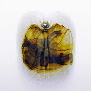 Lamp, Per Lütken (Holmegaard, 1978) - Art Glass