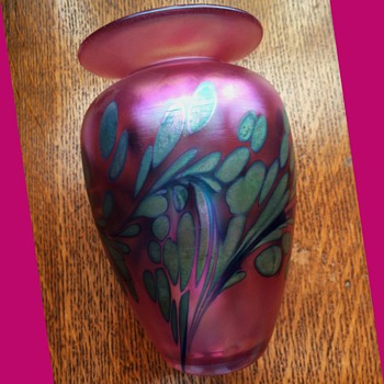 Brian Maytum Studio Vase