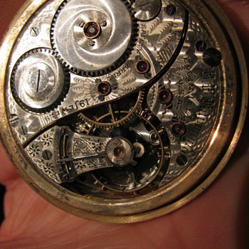 An Older B.W. Raymond - Pocket Watches