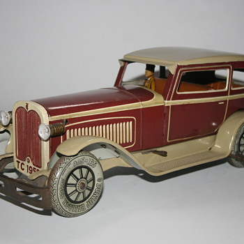 tippco limousine toy car 1934 - Model Cars