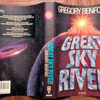 Great Sky River by Gregory Benford - Books