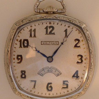 Waltham Pocket Watch - Pocket Watches