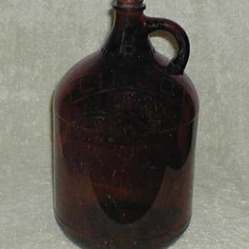 Linco Bleach Bottle