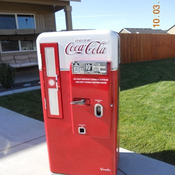 Coca Cola / Vendo 56 - Coca-Cola