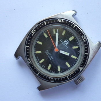 Tissot Seastar PR516 Dive watch - Wristwatches