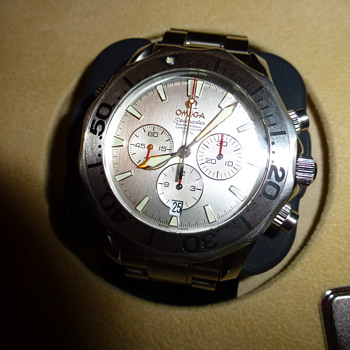 Omega Seamaster Special Edition