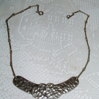 Vintage Hobe Necklace - Costume Jewelry