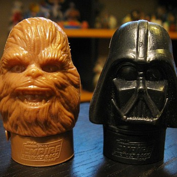 Vintage Star Wars Candy Heads - Movies