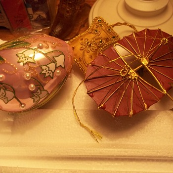 Christmas Ornaments--A few more - Christmas