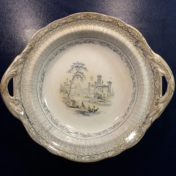 Transferware Tureen Bowl - Who Made it?