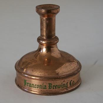 Franconia Beer Opener - Breweriana