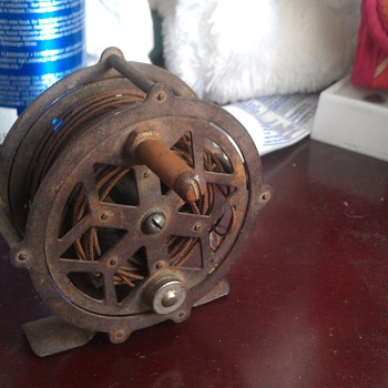 Unknown Antique Fly Fishing Reel