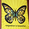 Migration is Beautiful - Poster