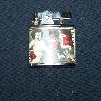 Anchor brand lighter