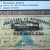 1862 Mississippi Note