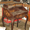 rosewood french bomb'e desk