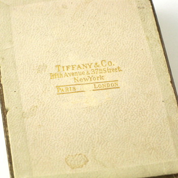 tiffany & co. paper jewelry box - Fine Jewelry
