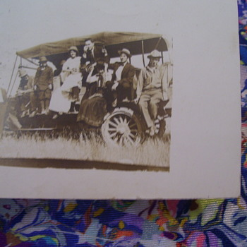 WYOMING-1913 ,HELP IDENTIFY THIS MOTOR CAR. NOW SEE PHOTO 3. - Photographs