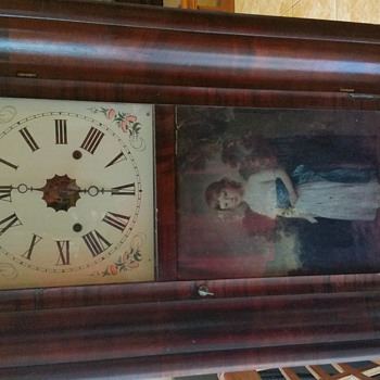 My Auntie's Old Clock
