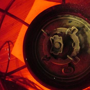 Help in Identifying Burner in Lantern Please