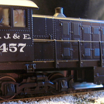 EJ&E #457 S-2 HO scale - Model Trains