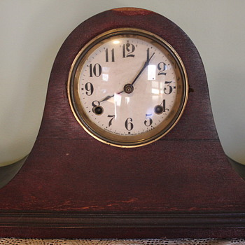 Waterbury Mantle Clock - Clocks