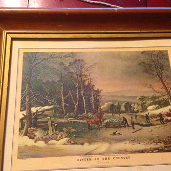 currier & ives picture