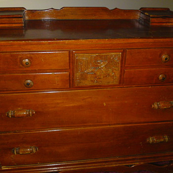 Paul Revere Dresser - Furniture