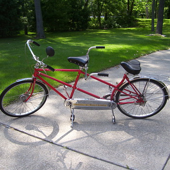Bicycle built for 2  - Outdoor Sports