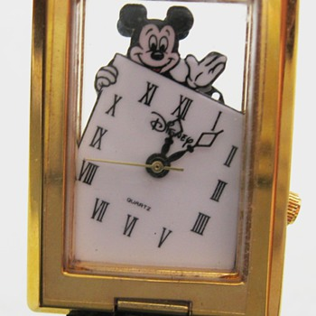 Unique Mickey Mouse Watch