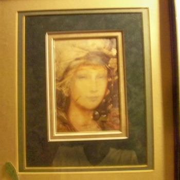 My Csaba Markus Original Print