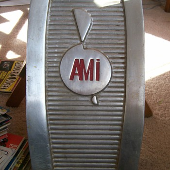 AMI Booth Mount - Coin Operated