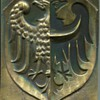 Breslau Brass City Arms Plaque